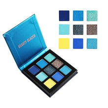 Load image into Gallery viewer, Beauty Glazed Makeup Eyeshadow Palette Pigmented