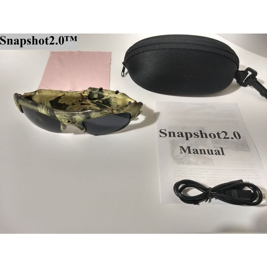 Camo Polarized Snap Shot 2.0®