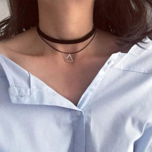 Load image into Gallery viewer, Choker Necklace Simple And Unique With Different Design - NK757 - Necklaces