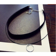 Load image into Gallery viewer, Choker Necklace Simple And Unique With Different Design - NK767 - Necklaces