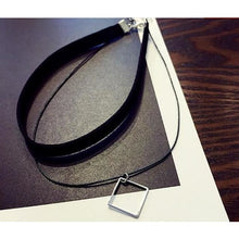 Load image into Gallery viewer, Choker Necklace Simple And Unique With Different Design - NK768 - Necklaces