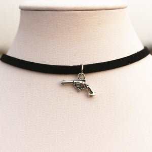 Choker Necklace Simple And Unique With Different Design - NK974 - Necklaces