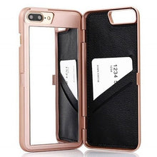 Load image into Gallery viewer, cool Iphone Mirror Cover - Rose Gold / For iPhone 6 6S