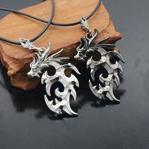 Dragon Necklace 2 Colors Casual Wearing Unisex - Necklaces