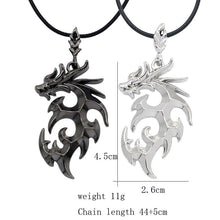 Load image into Gallery viewer, Dragon Necklace 2 Colors Casual Wearing Unisex - Necklaces