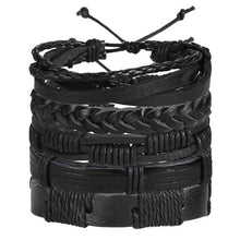 Load image into Gallery viewer, Handmade Multi layer Braided Leather Bracelet - BJDY706 - Bracelets