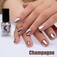 Load image into Gallery viewer, Long-Lasting Glossy Nail Polish - champagne