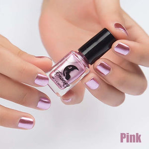 Long-Lasting Glossy Nail Polish