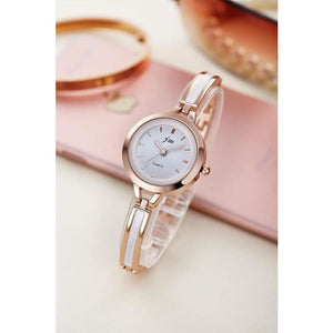 Luxury Ladies Simple Watch - ROSE GOLD 3 - Wristwatches