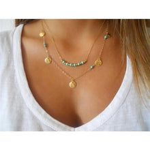 Load image into Gallery viewer, Luxury Multi layer Necklaces - Necklaces