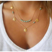 Load image into Gallery viewer, Luxury Multi layer Necklaces - Style 11 - Necklaces