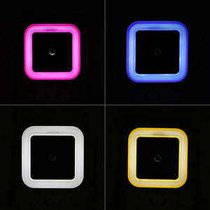 Mini Light Sensor Control Night Light