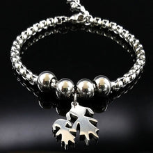 Load image into Gallery viewer, Mother and Daughter Bracelet