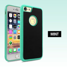 Load image into Gallery viewer, Nano Tech Anti-gravity Phone Case For IPhone - Green / For iPhone 6 6S