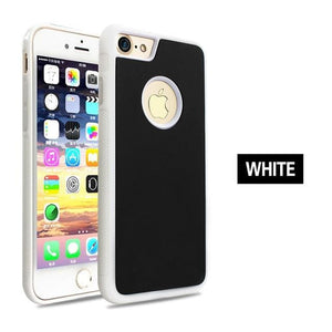 Nano Tech Anti-gravity Phone Case For IPhone - White / For iPhone 6 6S