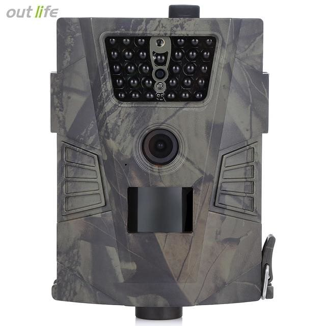 Outlife Hunters Edition Camera - Night Vision Mode - army green