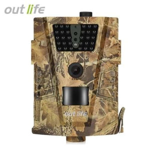 Outlife Hunters Edition Camera - Night Vision Mode - multi