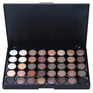 Pop Eyehadow Set True Color - 40 colors eyeshadow