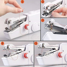 Load image into Gallery viewer, Portable mini sewing machine