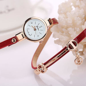 Pretty Lady Watch/bracelet - Bracelets