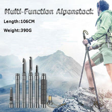 Load image into Gallery viewer, Snap Monster Multifunction Trekking Pole