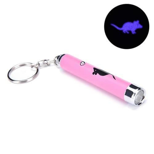 Sweet Laser Toy Cat/dogs - Pink / 78mmx13mm