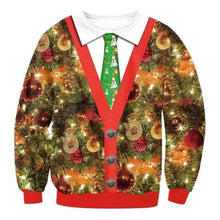 Load image into Gallery viewer, Ugly Christmas Sweater Unisex / Funny Sweaters - 020 / L