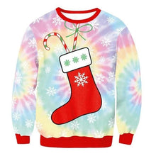 Load image into Gallery viewer, Ugly Christmas Sweater Unisex / Funny Sweaters - 022 / L
