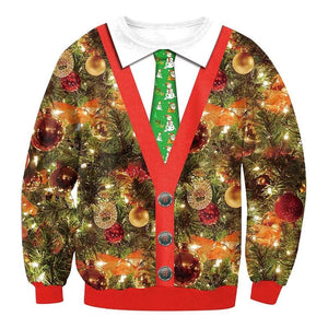 Ugly Christmas Sweater Unisex / Funny Sweaters