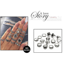 Load image into Gallery viewer, Vintage Knuckle Rings - Rings