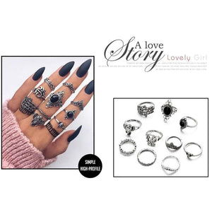 Vintage Knuckle Rings - Rings