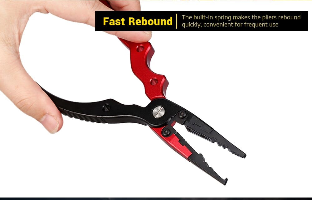 Born Wild Multipurpose Pliers And Fish Grip With Scale