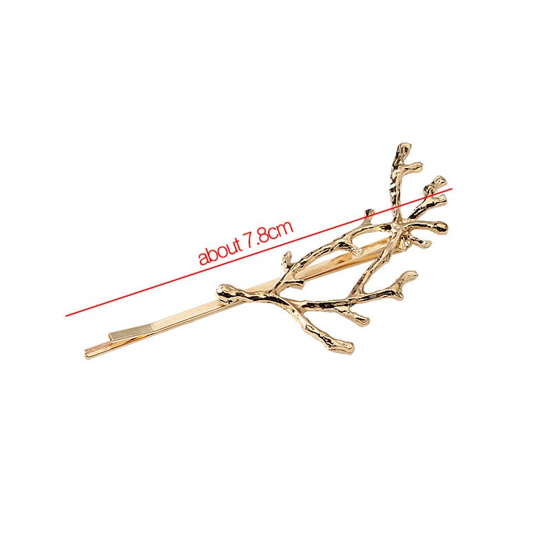 Tree Branch Hairpins
