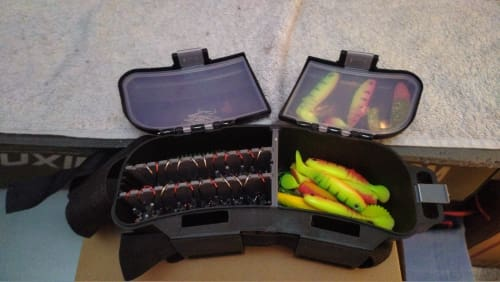 Snappocket Side Fishing Box