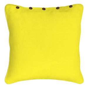 RANS Filled London Cushions with Buttons 60 x 60cm