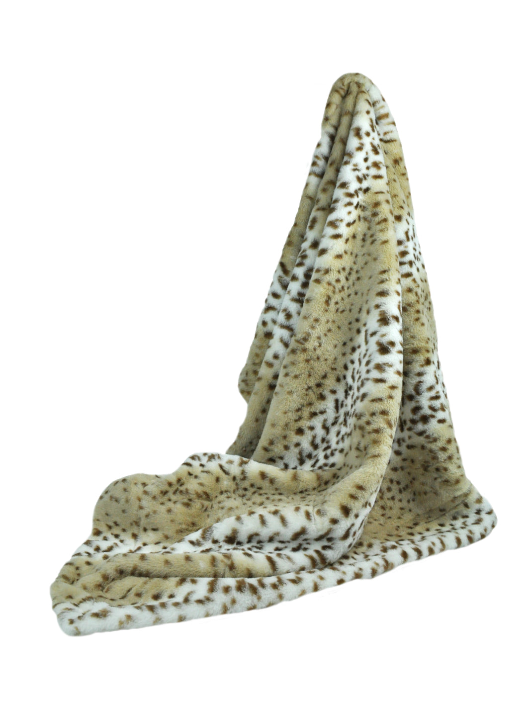 Jenny Mclean New Faux Throws 127x152cm Multi Animal Design throws Blankets