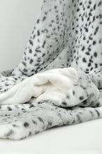 Load image into Gallery viewer, Jenny Mclean New Faux Throws 127x152cm Multi Animal Design throws Blankets