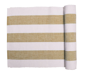 RANS Alfresco Table Runners 100% Cotton