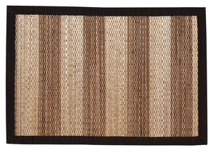 RANS Rajmahal Straw placemats - set of 4
