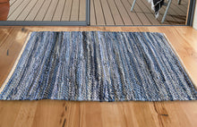 Load image into Gallery viewer, RANS Hunter Rugs 2300GSM Denim blue