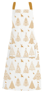RANS Christmas Tree Aprons with Pocket