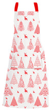 Load image into Gallery viewer, RANS Christmas Tree Aprons with Pocket