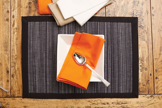 RANS Rani Straw Placemats - set of 4