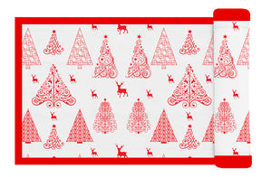 RANS Christmas Tree Table Runners - 33 X 180 cm
