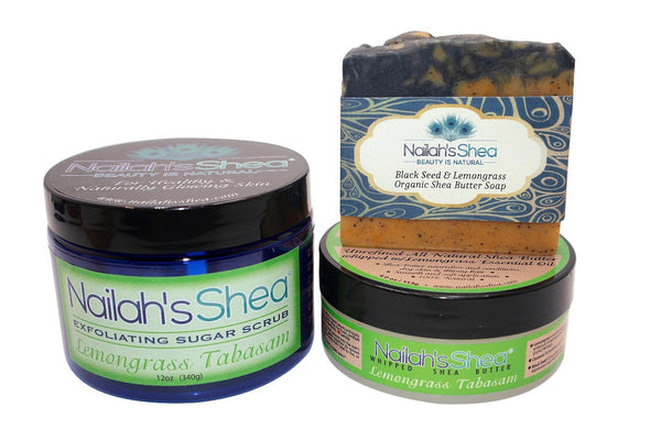 Citrus Blast - Mens Sets - Nailah's Shea