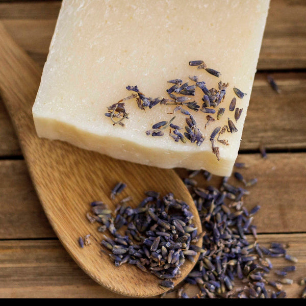 Lavender Mint & Oatmeal Shea Butter Soap - Shea Butter Soap Hand-Crafted - Nailah's Shea