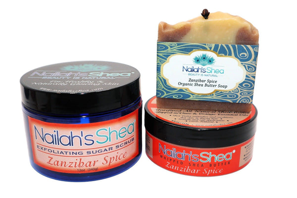 Zanzibar Frame of Mind - Mens Sets - Nailah's Shea