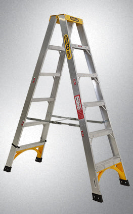 SM006-I - DOUBLE SIDED STEP LADDER 6FT