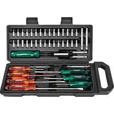 CSD44 - 44PCE SCREWDRIVER SET