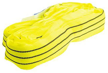 RS3X4 - YELLOW ROUND SLING 3T 4M